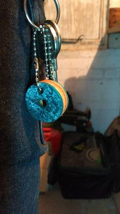 Check out this item in my Etsy shop https://www.etsy.com/listing/574210676/handmade-recycled-skateboard-keyring