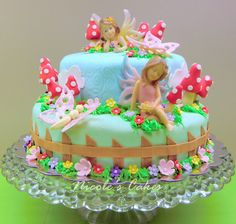 Fairy Cake Best Theme