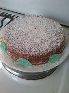Chantilly al limone in torta