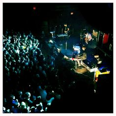 May 5th - Canon Blue is playing with The Boxer Rebellion at Lincoln Hall