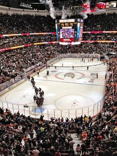 Honda Center: Home Of The Anaheim Ducks, Anaheim, CA.