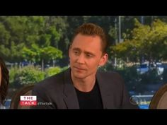 He smells good. How did we know he would smell wonderful? Tom Hiddleston Interview, Tom Hiddleston Loki, Funny Interview, Disney Princes, Andrew Scott, I Give Up, We Meet Again, Martin Freeman, Inevitable
