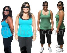Ka'ala's HCG Before and After Pictures! She lost 29.4 pounds... she looks GREAT! www.diyhcg.com