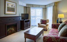 A living area in a Residences Condo
