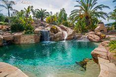 Imgur Post - Imgur Insane Pools, Amazing Swimming Pools, Luxury Swimming Pools, Natural Swimming Pools, Dream Pools, Epic Pools, Natural Pools, Luxury Pools, Backyard Pool Landscaping