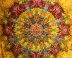 Ice Dyeing, How To Dye Fabric, Creative Studio, Oklahoma, Stained Glass, Tie Dye, Mandala, Bohemian, Tapestry