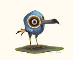 Charles Santoso bird