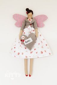 tilda doll pattern - Google Search