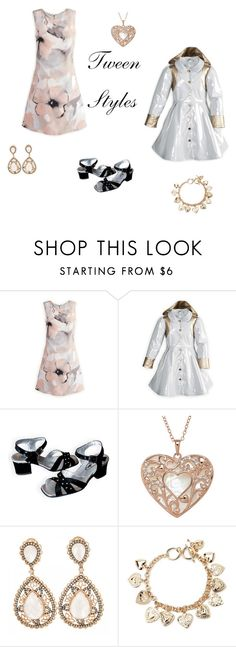 """""""Tween Styles"""" by woodensoldier on Polyvore featuring Forever 21"""