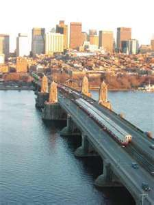 Longfellow Bridge Boston