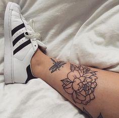 Pin on Tattoos Pretty Tattoos, Love Tattoos, Beautiful Tattoos, Body Art Tattoos, Small Tattoos, Tattoos For Women, Tatoos, Mädchen Tattoo, Ankle Tattoo
