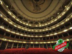CERVEZA PALMA CRISTAL TE INVITA A VISITAR El Gran Teatro de La Habana en Cuba, sede de su famoso ballet, es una de las principales instituciones culturales de la capital cubana y arquitectónicamente uno de los íconos de la ciudad. El actual edificio fue levantado para albergar la sede del Centro Gallego de La Habana y fue el sitio donde se tocó por primera vez la marcha del Himno gallego. www.cervezasdecuba.com