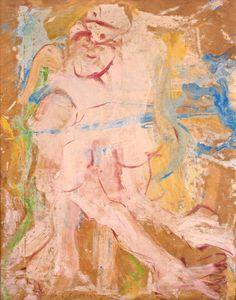 1stdibs.com | Willem de Kooning - Woman in a Landscape