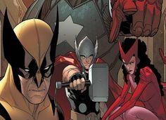 Em Andamento | Marvel NOW! – Uncanny Avengers # 1