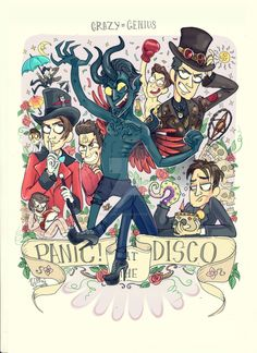ode to brendon urie by dragon-flies on @DeviantArt