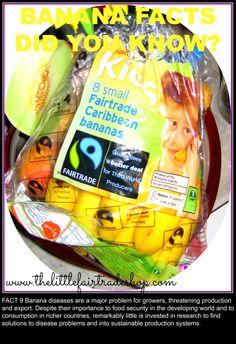Fairtrade banana fact 9