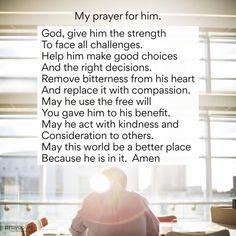 Encouraging Words For Boyfriend, Prayers For My Boyfriend, Prayers For My Husband, Message For Boyfriend, To My Future Husband, Prayer For Love, Prayer For My Children, God Prayer, Daily Prayer