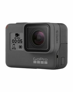GoPro Hero — Waterproof Digital Action Camera for Travel with Touch Screen HD Video Photos Gopro Hero 5 Black, Camera Aesthetic, Newest Gopro, Bluetooth, Go Pro, Camera Gear, Film Camera, Camera Tips, Cool Stuff