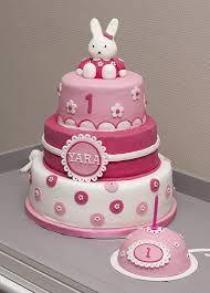baby taart 1 jaar Een stoere meiden taart voor de eerste verjaardag van Nikki  baby taart 1 jaar