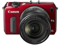 Canon EOS M enters the compact system camera ring