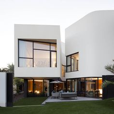 Mop House by AGi architects in Kuwait
