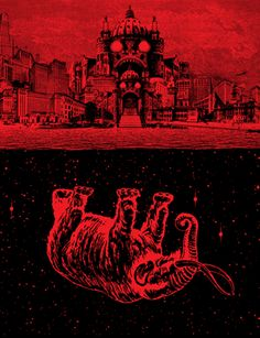Rob Jones, The White Stripes poster