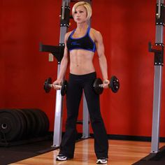 The Female Training Bible: Everything You Need to Get The Sexy Body You Desire - Another pinner said: This is honestly one of the best weight lifting sites! (Great info for newbies and those who have been at it for a while) Weight Training, Weight Lifting, Weight Loss, Physique, Dumbbell Bicep Curl, Dumbbell Squat, Dumbbell Exercises, Workout Exercises, Fitness Tips
