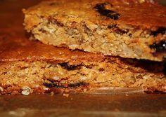 www.c … – Paleo Almond Granola Bar (Vegan) – This bar tastes … - Modern Paleo Dessert, Paleo Plan, Paleo Pizza, Granola Bars, Banana Bread, Almond, Desserts, Food, Super