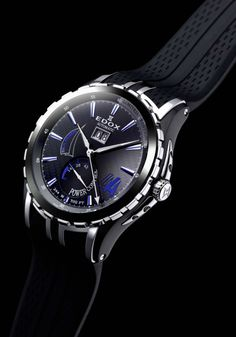 Edox Sea Dubai Super Limited Edition Watch - again ^^^^ my watch game