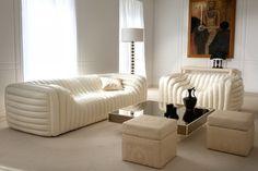 Luxury Sofa Furniture Design - Lomond Glass by Versace | Founterior