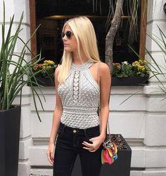Vanessa Montoro top