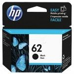 HP Original 62 Black Ink  For use with the following  HP Envy 5640 e-All-in-One HP Envy 7640 e-All-in-One HP Officejet 5740