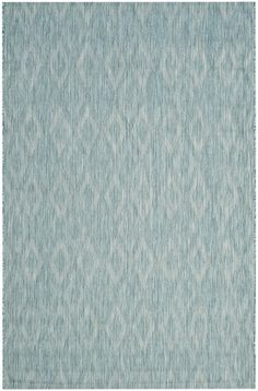 CY8522-37122 Rug from Courtyard collection.  Indoor-outdoor carpets are treated to interior design elegance in this diamond all-weather area rug, CY852-37122, from Safavieh's Courtyard collection.