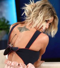 Kaley Cuoco got emotional during an appearance on 'The Ellen DeGeneres Show,' as she talked her marriage breakup with ex-husband Ryan Sweeting