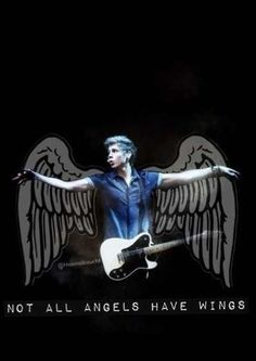 Not all angels have wings<3