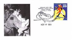 1993 Ringling Brothers Event Cover Circus Station