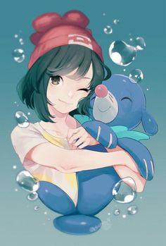 popplio and pokemon sun and moon image