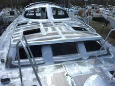 E Boat, Expedition Yachts, Aluminum Boat, Bushcraft, Sailing, Construction, French, Sailboats, Anarchy