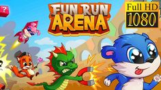 Fun Run Arena Multiplayer Race Game Review 1080p Official Dirtybit Arcad...
