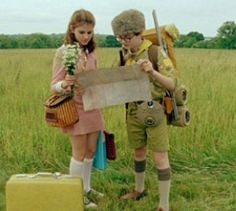 """""""Moonrise Kingdom"""" - Kino-Tipp - Regisseur Wes Anderson schickt zwei Teenager auf einen Selbstfindungstrip in die Wildnis."""