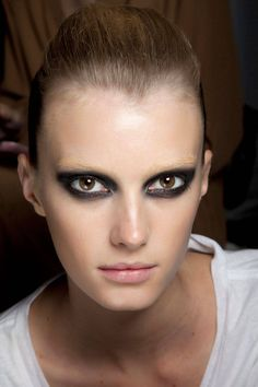 Pat McGrath Greatest Runway Hits - Makeup Artist Pat McGrath Best Looks - Elle