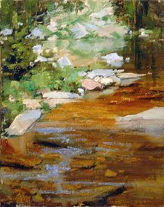 """""""Beartooth Lake""""  Mike Wise"""