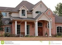 1000 Images About Brick And Stucco Homes On Pinterest