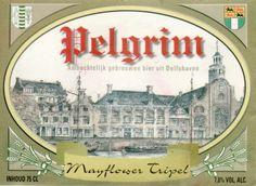 Pelgrim Mayflower Tripel - Brouwerij De Pelgrim, Rotterdam, Nederland. Beoordeling GGOB: 7,8
