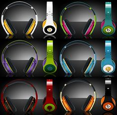 Beats Studio by Dr. Dre.