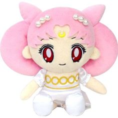 MOONIE MERCH OF THE DAY: An official SMALL LADY plush! ;) --> http://www.moonkitty.net/reviews-buy-sailor-moon-plushies-toys.php #sailormoon #anime