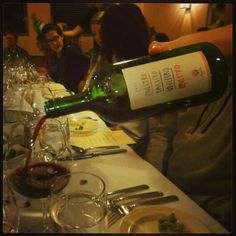 Elisabetta Foradori Unlitro - Ristorante Luci Wine Dinner