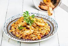 Νηστίσιμες Συνταγές - Συνταγές για τη Νηστεία | Argiro.gr Greek Cooking, Food Categories, Paella, Risotto, Seafood, Recipies, Food Porn, Favorite Recipes, Eat