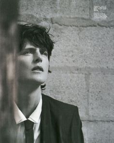 Stella Tennant photographed by Peter Lindberg