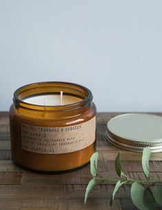 Buy the P.F Candle Co. 26 Large Soy Candle with black fig scent from Rose & Grey, eclectic home accessories for modern living. Black Candles, Soy Candles, Candle Lanterns, Candle Jars, Black Fig, Home Accessories, Wax, Fragrance, Rose
